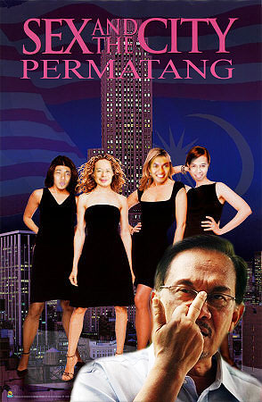 Sex And The Permatang City